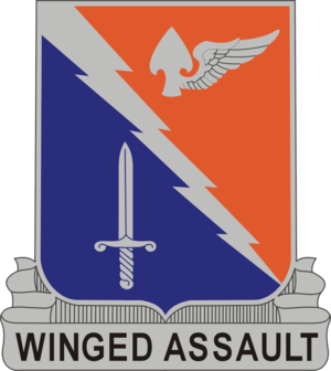 229th Aviation Regiment (United States) - Image: 229 Avn Rgt DUI