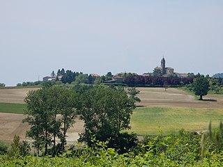 Cerrina Monferrato Comune in Piedmont, Italy