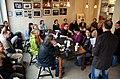 24grad - Kaffeerösterei, Engelbosteler Damm 52 in 30167 Hannover-Nordstadt, kre-H-tiv Netzwerk Hannover e.V., kreHtiv-Frühstück mit Projektleiter Kai Schirmeyer.jpg