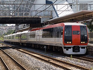 253 series Japanese train type