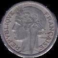 2 francs Morlon avers.png