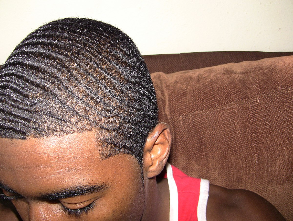 Waves Hairstyle Wikipedia