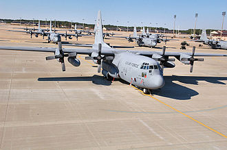 440th Operations Group - C-130s of the 440th Operations Group at Pope Air Force Base, N.C
