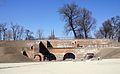 5166 Trwała ruina - Bastion Ceglany - Wzgórze Polskie. Foto Barbara Maliszewska.jpg