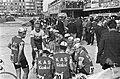 51ste Tour de France 1964 De Spaanse Kasploeg voor de start, Bestanddeelnr 916-5797.jpg