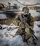 539 Assault Squadron performing a beach assault MOD 45159539.jpg