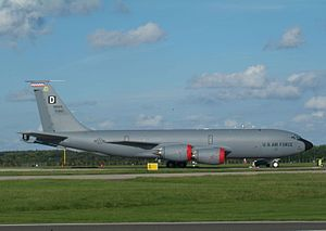 351st Air Refueling Squadron - Image: 57 1493 KC 135R 100 ARW 351 ARS USAFE RAF Mildenhall (5026463934)