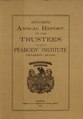 59th Annual Report Peabody Institute Library 1911 (IA 59thAnnualReportPeabodyInstituteLibrary1911).pdf