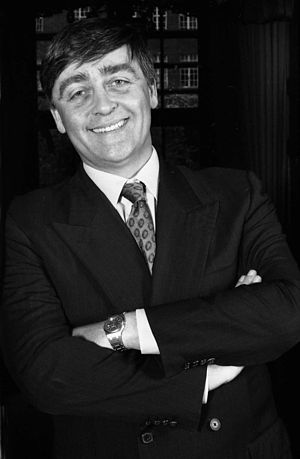 Gerald Grosvenor, 6th Duke of Westminster - Photographed by Allan Warren in 1997