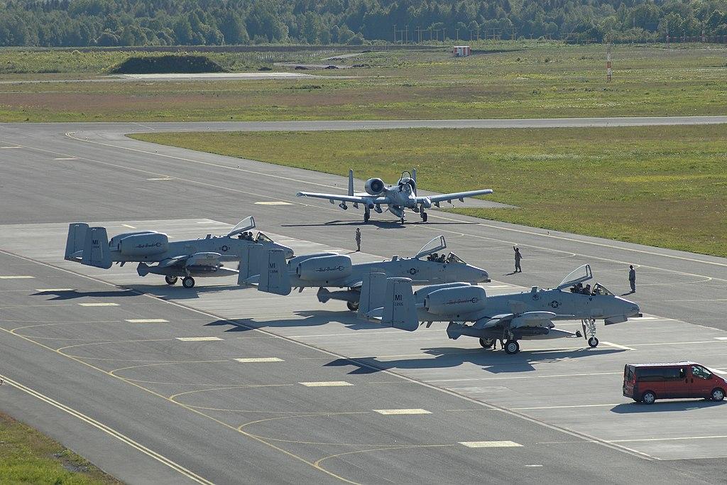 """МИД РФ назвал """"откровенной провокацией"""" планы Эстонии по расширению аэродрома Эмари для нужд НАТО - Цензор.НЕТ 9113"""