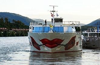 A'Rosa Cruises - Image: A Rosa Donna (ship, 2002) 004