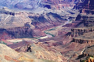 Grand Canyon National Park - From Desert View on the South Rim