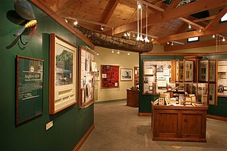 American Museum of Fly Fishing - Exhibits at the American Museum of Fly Fishing