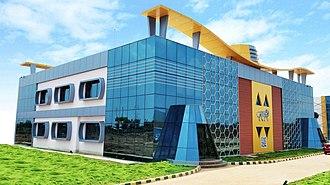 Andhra Pradesh Medtech Zone Limited - AMTZ Administrative office