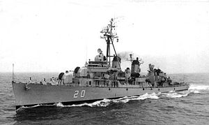 ARA Almirante Brown D20 underway.jpg