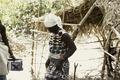 ASC Leiden - Coutinho Collection - E 25 - Shop in Sara, Guinea-Bissau - Woman - 1974.tif