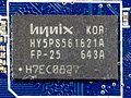 ATI Radeon X1650 Pro - Hynix HY5PS561621AFP-25-4355.jpg