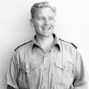 Nicky Barr - Barr during World War II