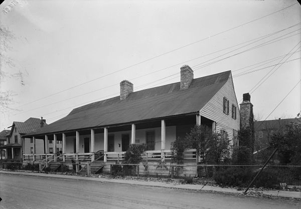 Houses On The National Register Of Historic Places In Missouri