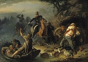 Vasily Khudyakov - Finnish Smugglers