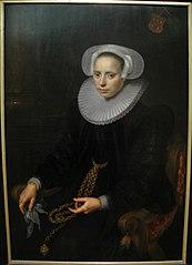 Portrait of Cornelia Bruynseels