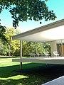 A beautiful morning at the Farnsworth House. (50437967273).jpg