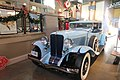 A few of the vehicles from Heritage park Calgary (23276962611).jpg