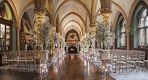 De Vere Wotton House - Wotton House being used as a wedding venue