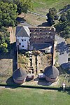 A vár Kisvárdán, légi felvétel.jpg