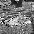 Aanleg en verbeteren van wegen, dijken en spaarbekken, funderingen, plaatbelasti, Bestanddeelnr 161-0602.jpg