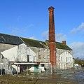 Abandoned textile mill, Glastonbury - geograph.org.uk - 1126405.jpg