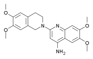 Abanoquil chemical compound