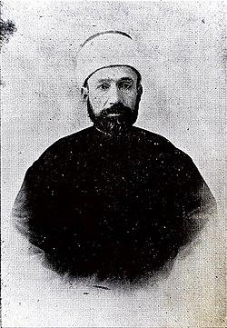 Abdul Qādir al-Maghribī in 1332 H. =1914.jpg