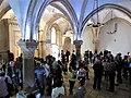 Abendmahlssahl Cenacle (Jerusalem) (06).jpg