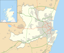 EGPD is located in Aberdeen