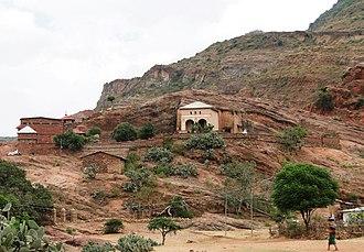 Kilte Awulaelo - Abreha and Atsbeha Church
