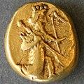 Achaemenid coin daric 420BC front.jpg