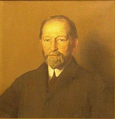 Addison Van Name (1835-1922), B.A. 1858, M.A.1861