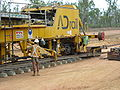 Adelaide - Darwin railway line construction at Livingstone Airstrip (12).jpg