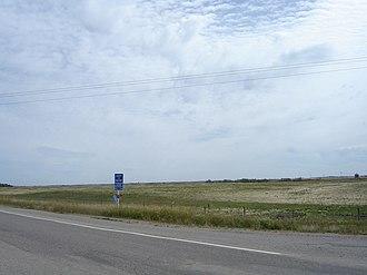 Saskatchewan Highway 10 - Image: Adopt A Highway SK Hwy 10