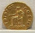 Adriano, aureo per l. elio vero cesare, 136-138 ca..JPG