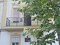 Ady Straße 2, Balkon, 2021 Hódmezővásárhely.jpg
