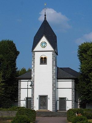 Aegidienberg - Image: Aegidienberg St. Aegidius church