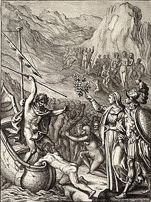 The Golden Bough (mythology) - Wikipedia