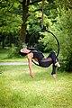 Aerial Hoop, Sport und Akrobatik im Luftring.jpg
