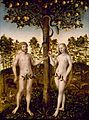 After Lucas Cranach the Younger - The Fall of Man - Google Art Project.jpg