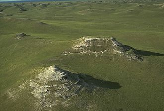 Agate Fossil Beds National Monument - Image: Agathe National Monument 10