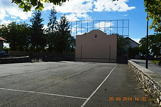 Ainharp - The Fronton at Ainharp