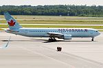 Air Canada, C-FTCA, Boeing 767-375 ER (28178362100).jpg