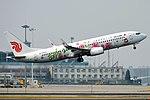 Air China (Expo 2019 livery), B-5425, Boeing 737-89L (47584283742).jpg
